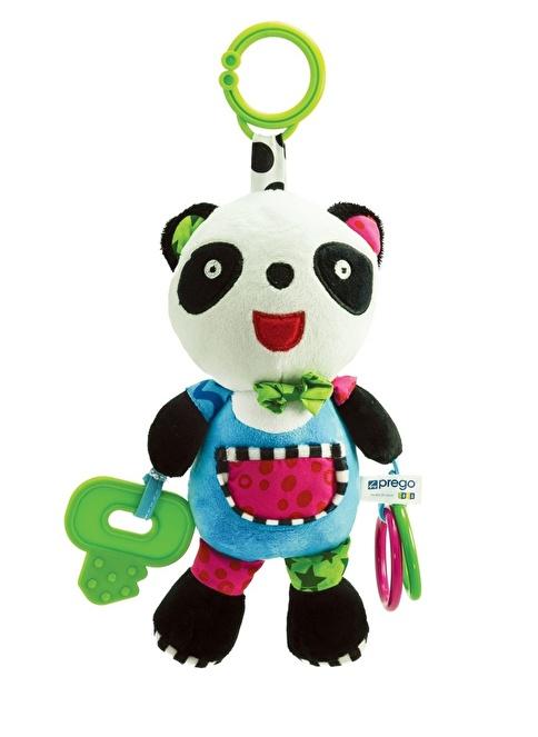 Prego Prego Toys FK8004 Sevimli Panda Renkli